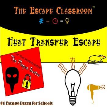 Heat Transfer Escape Room   The Escape Classroom