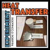 Heat Transfer and Thermal Conduction Insulation Experiment