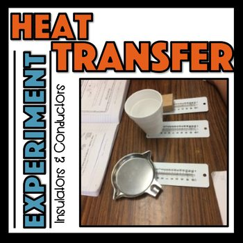 Heat Transfer and Thermal Conduction Insulation Experiment  MS-PS3-3