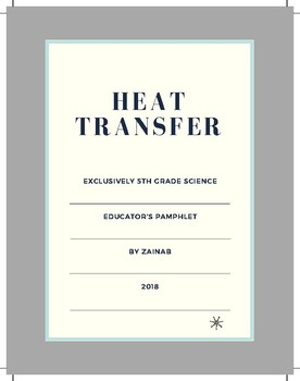 Heat Transfer Lesson Package