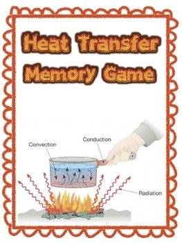 Heat Transfer Memory Game