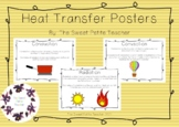 Heat Transfer Posters: Conduction, Radiation and Convection