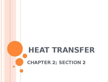 Heat Transfer Power Point