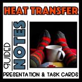 Heat Transfer: Radiation, Conduction, Convection