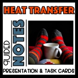 Heat Transfer Notes Radiation, Conduction, Convection