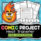 Heat Transfer Project - Comic Strip