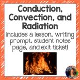 Conduction, convection, radiation SMART presentation (Midd