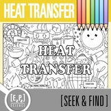 Heat Transfer Seek and Find Science Doodle Page