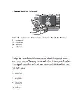 Heat Transfer Study Guide