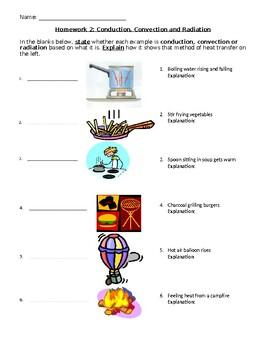 Heat Transfer Unit Homework Bundle