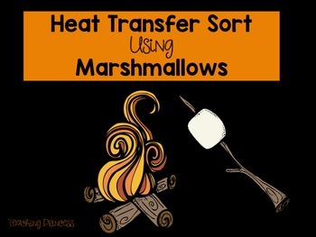 Heat Transfer Using Marshmallows