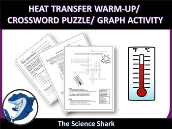Heat Transfer Warm-up/ Crossword Puzzle