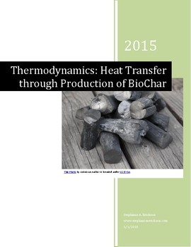 Heat Transfer through Production of Biochar