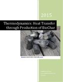 Heat Transfer through Production of Biochar