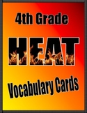 Heat Vocabulary Cards
