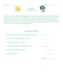 Heat Wave   Weather Report Writing Activity