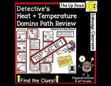 Heat and Temperature Detective's Domino Path Matching Review