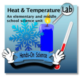 Heat and Temperature Unit: 13 Engaging Activities for Elementary & Middle School