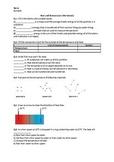 Heat and Temperature - Worksheet