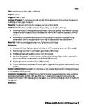 Heat, light, and sound unit lesson plans