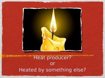 Heat sources