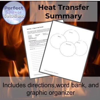 Heat transfer summary