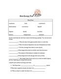 Heat/Energy Assessment