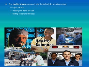 Heath Science Careers