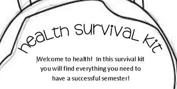 Heath Survival Kit-Reward/Prize