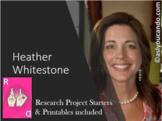 Heather Whitestone PowerPoint Biography