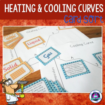 Heating & Cooling Curves Card Sort