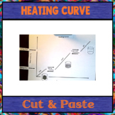 Heating Curve Cut and Paste Activity