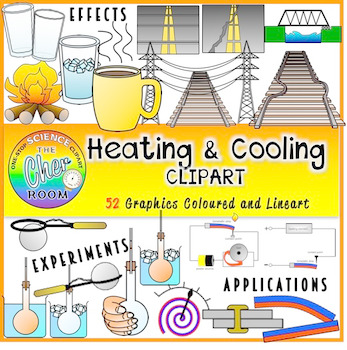 Heating and Cooling Clipart