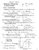 Heats of Reactions, Stoichiometry and Specific Heat Capacity