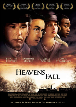 Heavens Fall Movie Worksheet