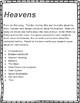 Heavens Unit Study