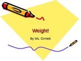Heavier Lighter Powerpoint