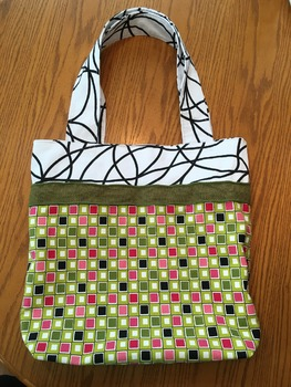 Heavy Duty Teacher Tote