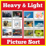 Heavy and Light Sort Activity