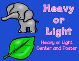 Heavy or Light Sorting Center