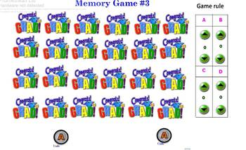 Hebrew End of the year memory game #3