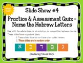 (Distance Learning) Hebrew Slidesor English Speakers: Show