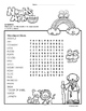Noah's Ark Fun Pages and Noun work with Hebrew and English Vocabulary