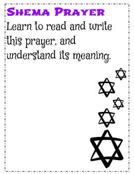 Learn The Shema Prayer In Its Original Hebrew Language