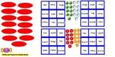 Hebrew  bingo game Translate from English to Hebrew