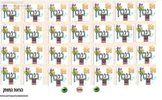 Hebrew passover memory game B