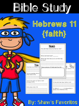 Book of hebrews chapter 11