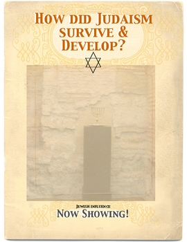 Hebrews: How did the Judaism Survive & Develop? by Don Nelson