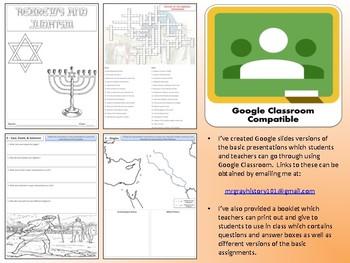 Hebrews & Judaism - Complete Unit