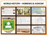 Hebrews & Judaism - Complete Unit - Google Classroom Compatible
